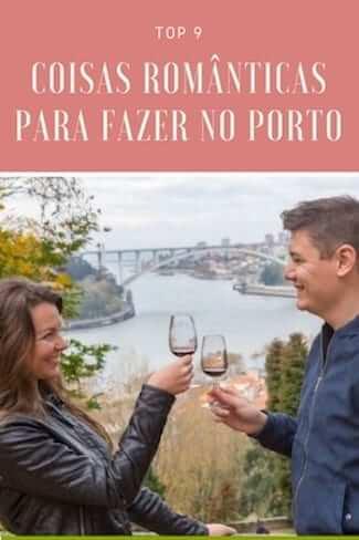 melhores coisas romanticas fazer porto portugal