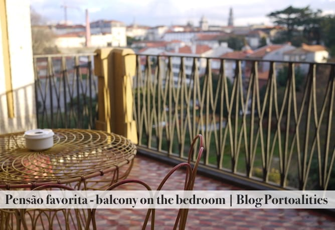 where to stay porto pensao favorita