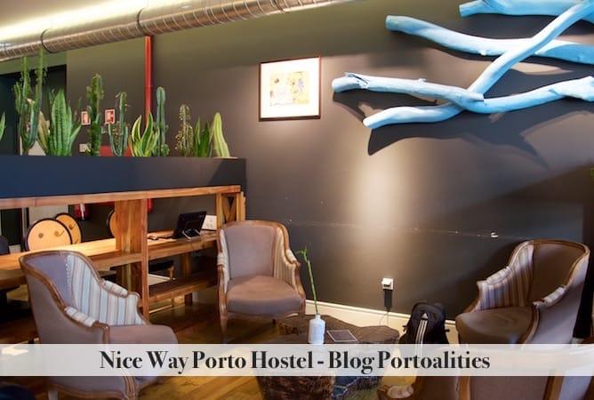 nice way hostel porto common room