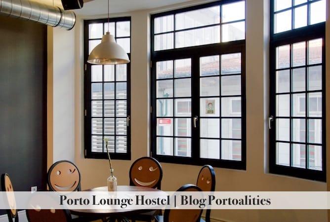nice way hostel porto dinning room
