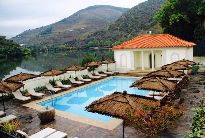 piscina the vintage house hotel douro melhores hoteis portugal