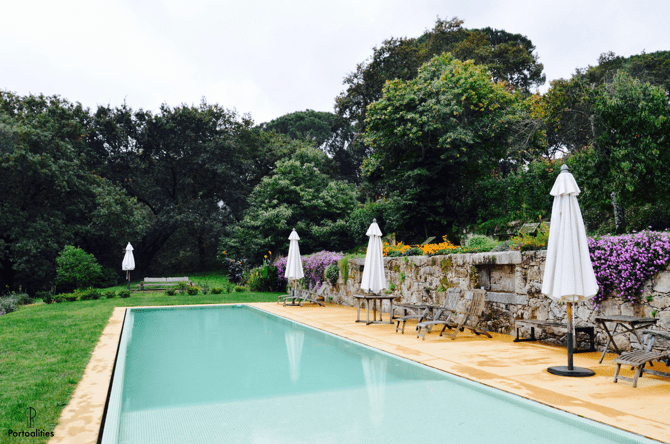 pool quinta ameal wine tourism terroir boutique hotels portugal