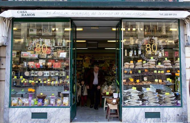 grocery shops porto casa ramos