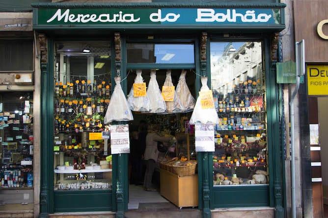 grocery shops porto mercearia bolhao