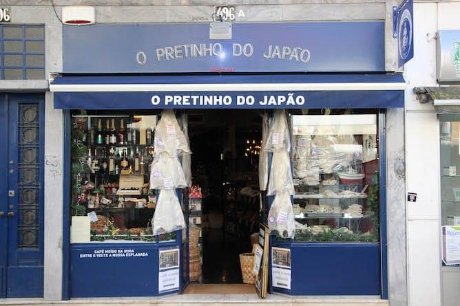 grocery shops porto pretinho japao