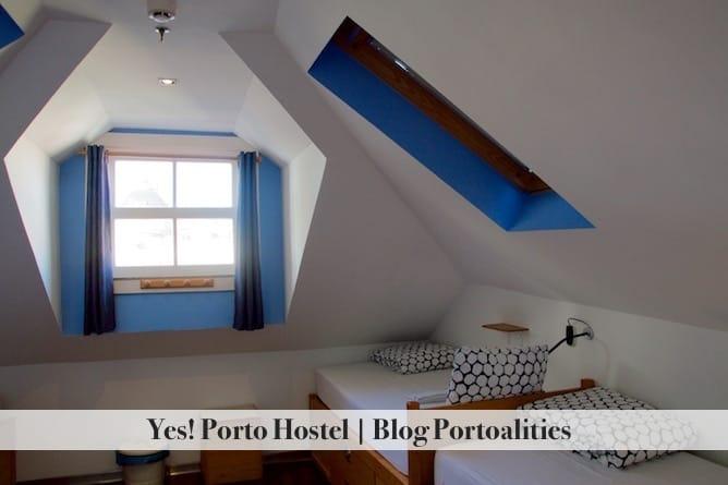 yes porto hostel female dormitories