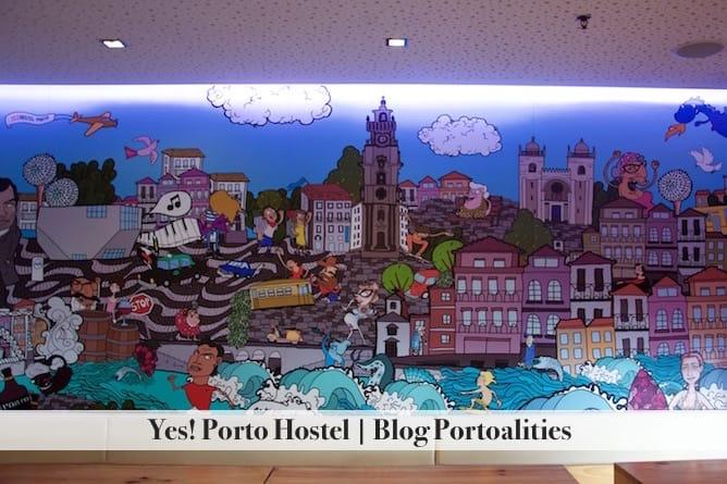 yes port hostel hall