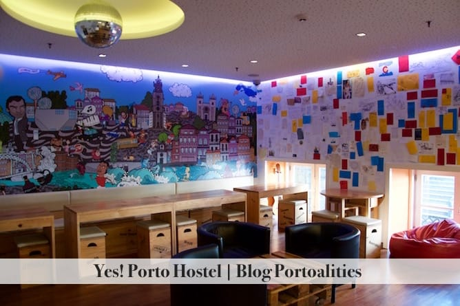 5 best hostels porto