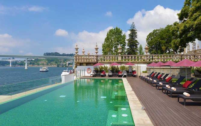 top 8 romantic hotels porto