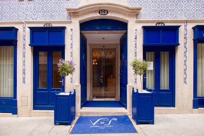 8 hotéis mais românticos do Porto