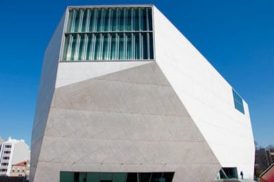 5 things about casa da musica
