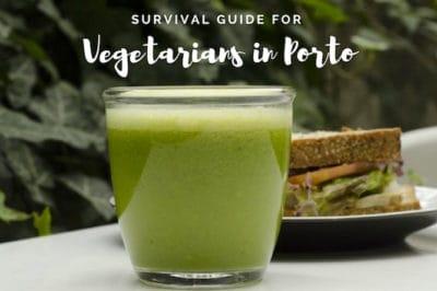 survival guide vegetarians porto