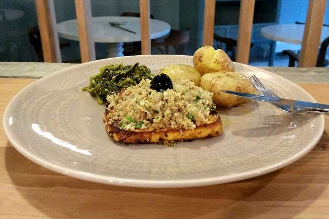 best vegan food cat cafe porto