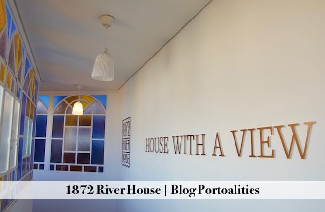 boutique hotels porto 1872 river house details