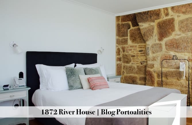 boutique hotels porto 1872 river house