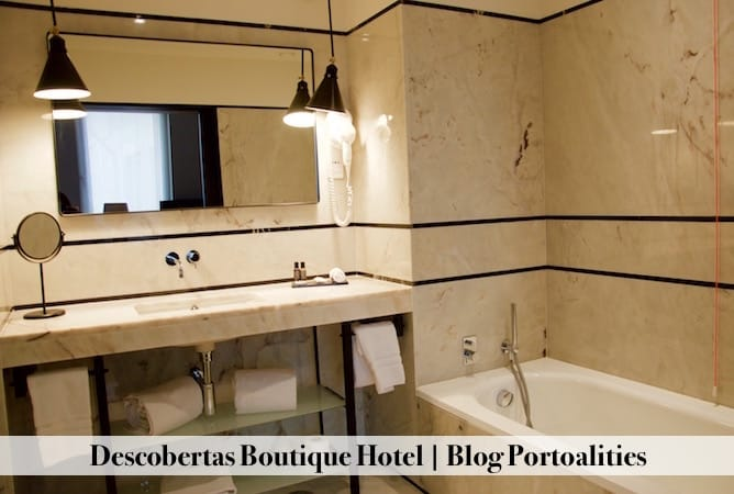boutique hotels porto descobertas boutique hotel bathroom