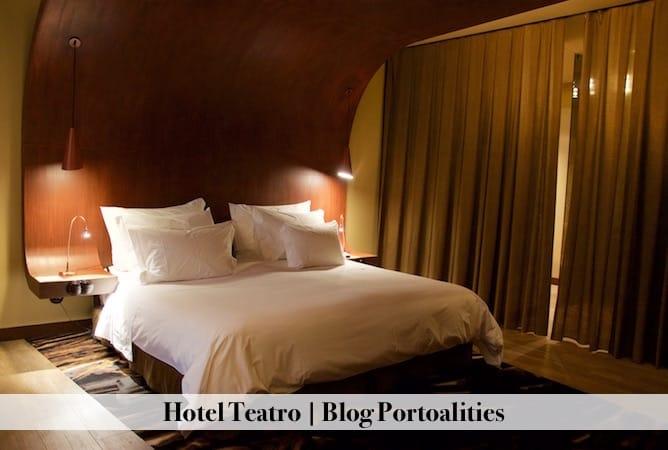 boutique hotels porto hotel teatro bedroom