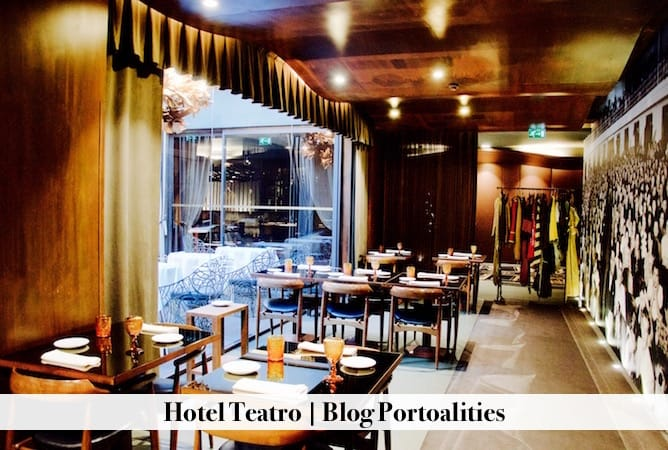 boutique hotels porto hotel teatro brunch room