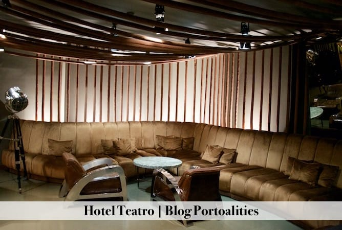 boutique hotels porto hotel teatro common area