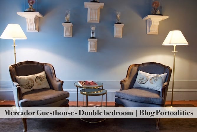 boutique hotels porto mercador guesthouse double bedroom lounge