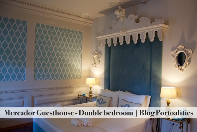 boutique hotels porto mercador guesthouse double bedroom