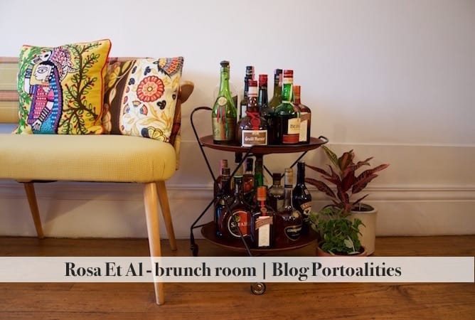 boutique hotels porto rosa et al townhouse brunch room details