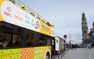 bus tour porto