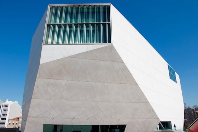 5 things you don 39 t know about casa da m sica porto for Casa de musica temuco