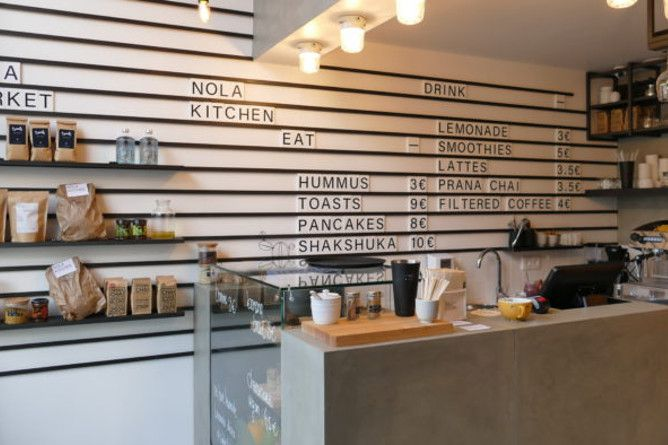 healthy coffee shop porto