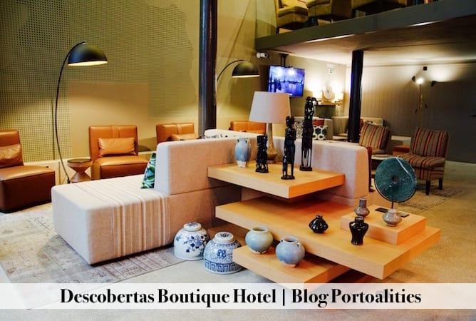 hoteis boutique porto descobertas-boutique hotel area comum