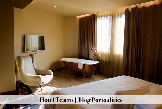 hoteis boutique porto hotel teatro quarto banheira