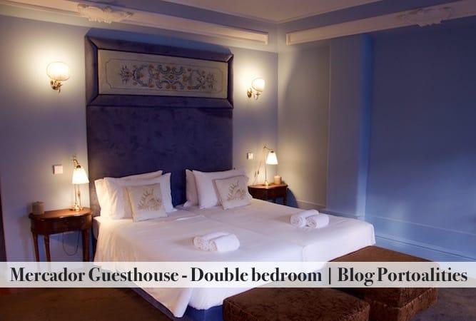 hoteis boutique porto mercador-guesthouse quarto duplo detalhes