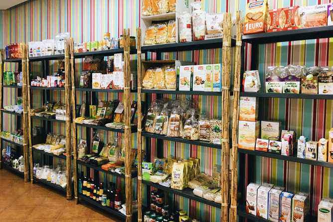 loja produtos veganos porto