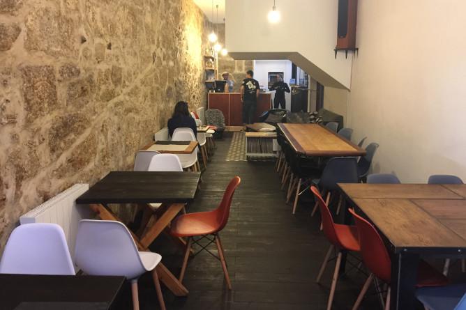 marcel georges restaurante vegetariano centro porto