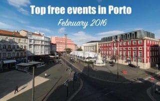 free events porto