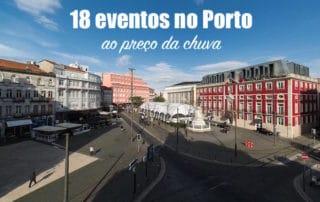 eventos gratis porto