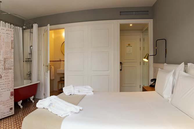 porto as 1829 hotel banheira