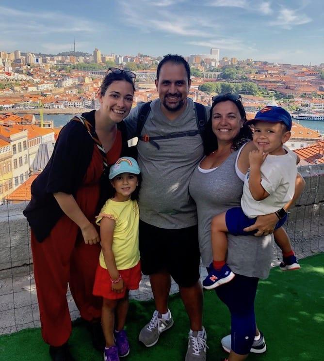 tour privado porto familias criancas