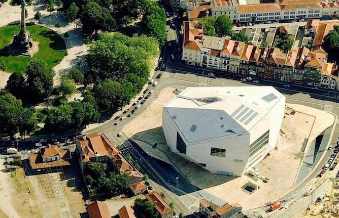 view casa musica porto