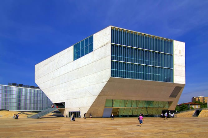 things to do in porto casa da musica