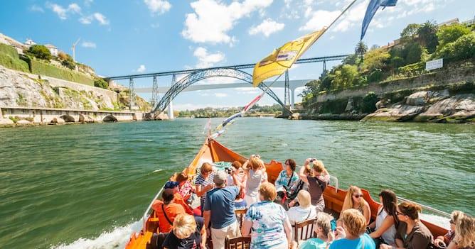 cruzeiro seis pontes rio douro porto