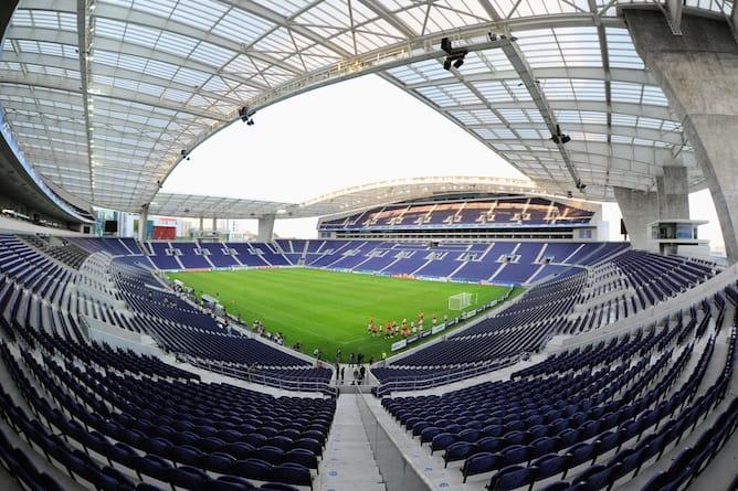 estadio futebol dragao porto