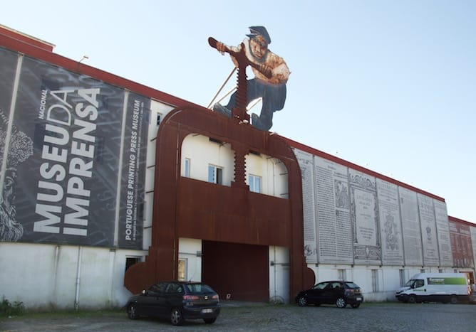 museu imprensa porto