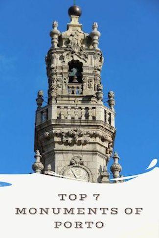 top monuments porto