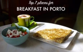 top 7 places for breakfast in porto