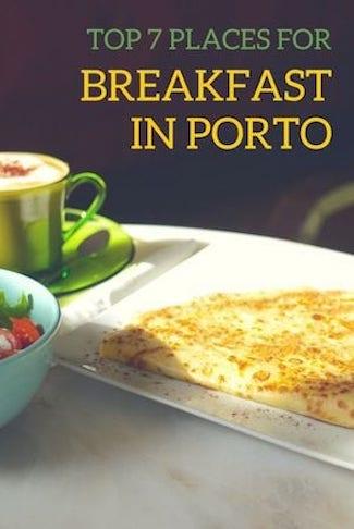 top places breakfast porto