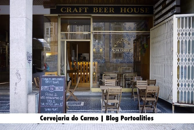 cervejaria carmo craft beer porto