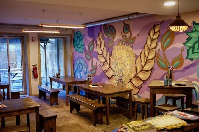 armazem cerveja craft beer pub porto