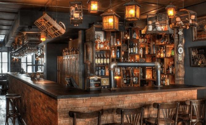 bonaparte baixa craft beer pub porto