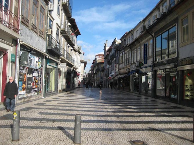 cedofeita neighborhood porto
